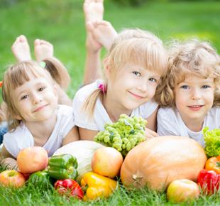 Consumo de vegetais